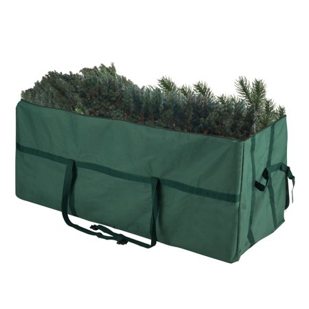 Christmas Totes (Tiny Tim Totes | Heavy Duty | Canvas Christmas Tree Storage Bag | Large For 7.5 Foot Tree |)