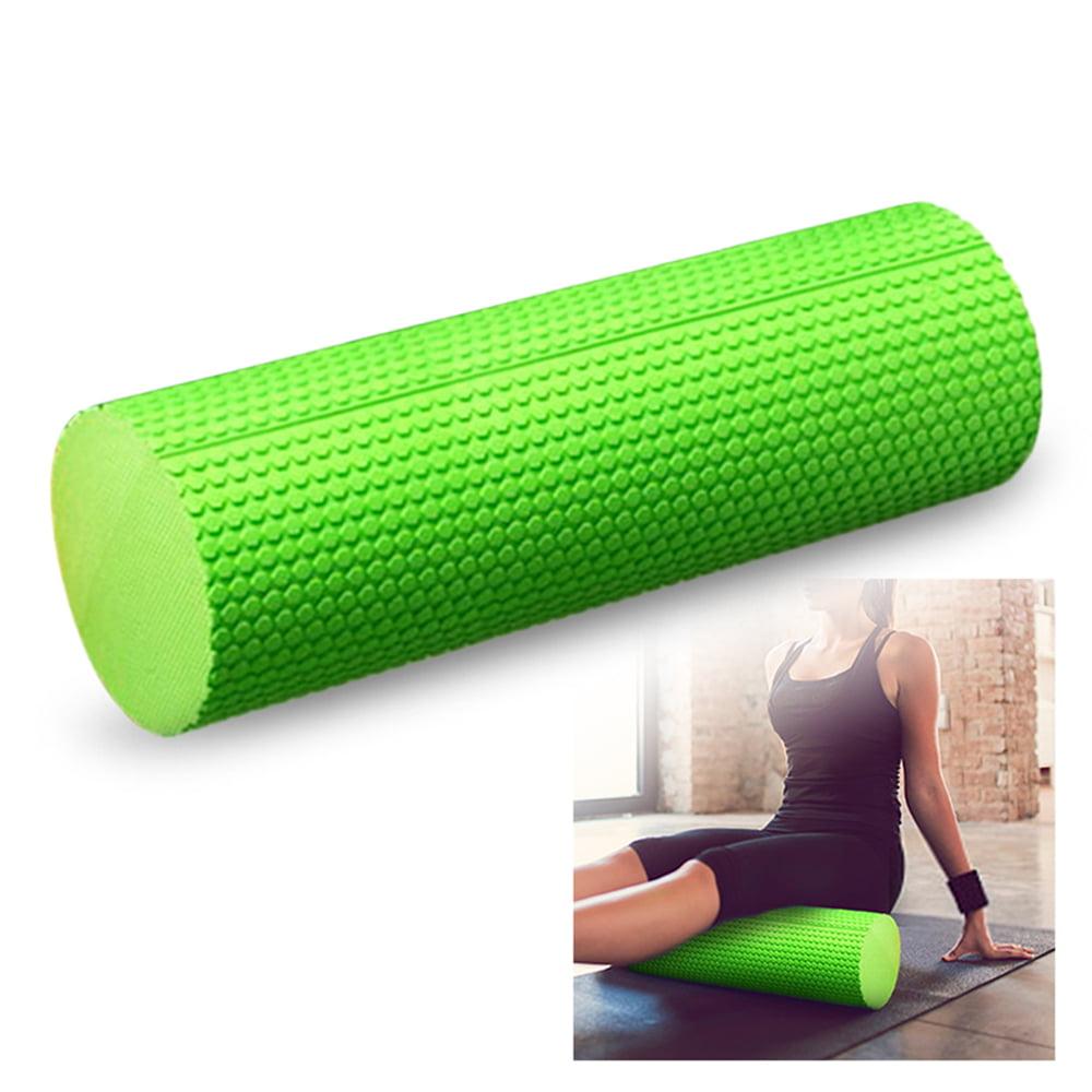 Lixada Rouleau de Massage Muscle Foam Roller High Density Therapy Foam Roller Deep Tissue Muscle Massage Foam Roller Trigger Point Muscle Pain Release