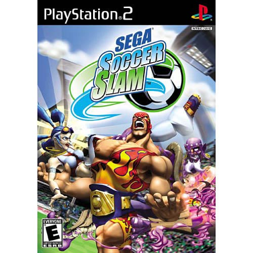 Soccer Slam PS2