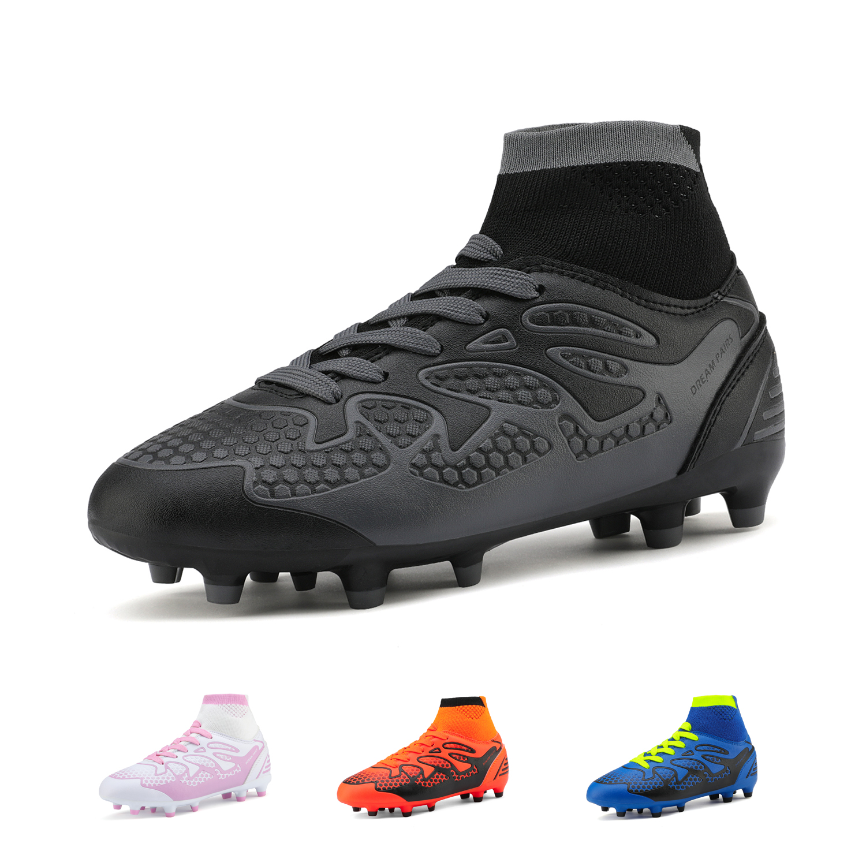 boys size 4 soccer cleats