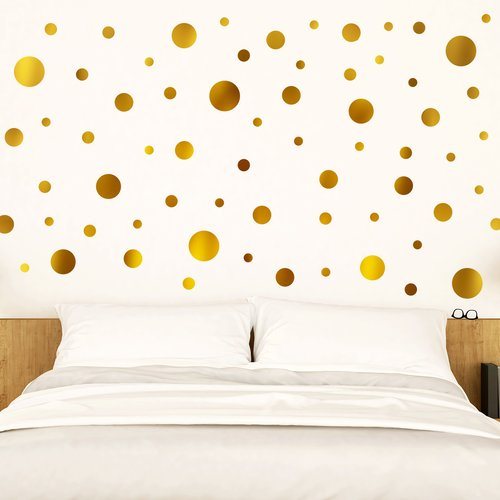 Zoomie Kids Dots Wall Decal