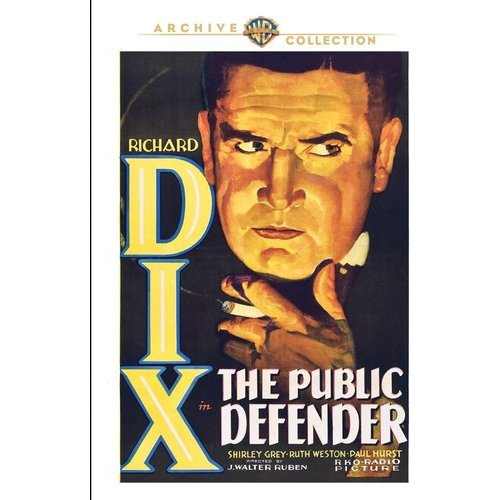 Public Defender (1931) (Full Frame)