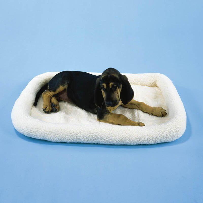 Precision Pet 6000 Fleece Crate Bed 48 in. x 30 in.
