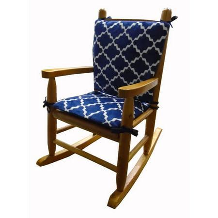 Baby Doll Bedding Minky Rocking Chair Cushion Walmart Com