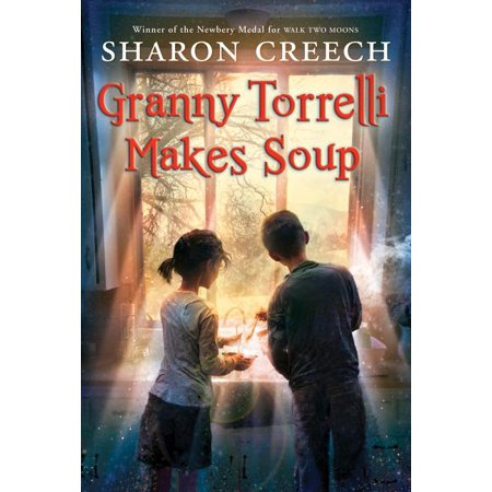 Granny Torrelli Makes Soup - Granny Tranny