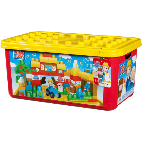 Mega Bloks Tubtown Farm Play Set