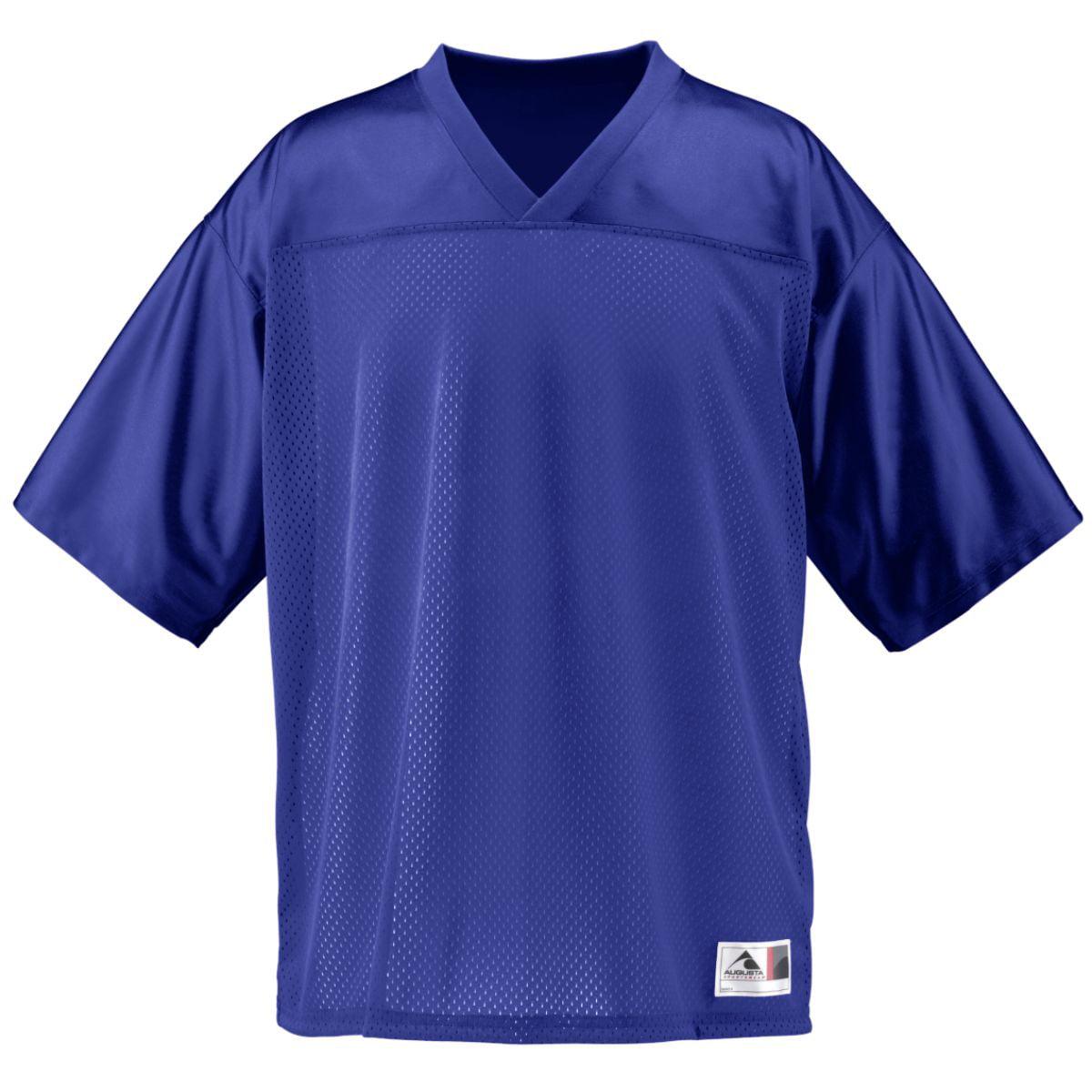 Augusta Stadium Replica Jersey Purple Xs - image 1 de 1