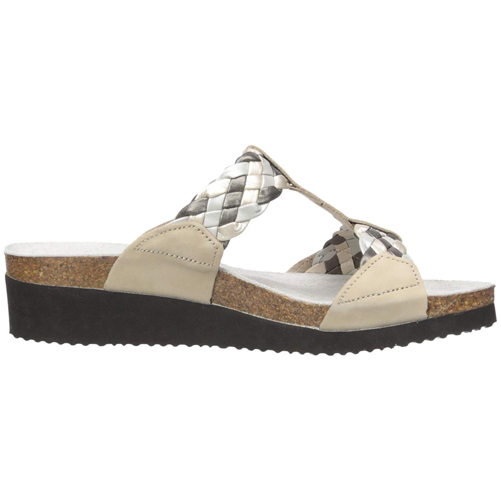 Casual Sandals Leather Womens Emilia Open Slide Toe Ara JT3lcFK1