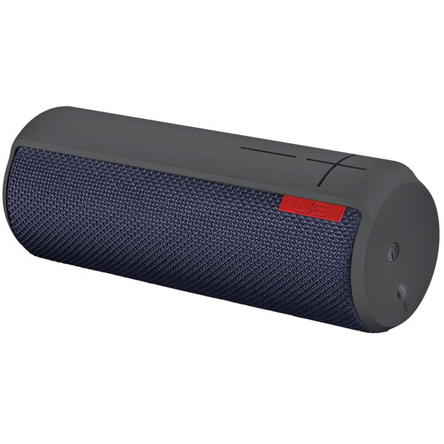 Logitech Ultimate Ears BOOM Speaker, Steel Blue