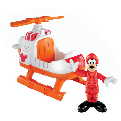 Disney Goofy's Super Helicopter