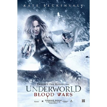 Underworld Blood Wars Movie Poster  11 X 17