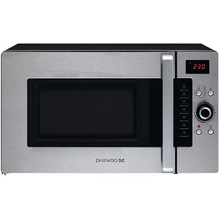 Daewoo 1 0 Cu Ft Convection Oven Stainless Steel