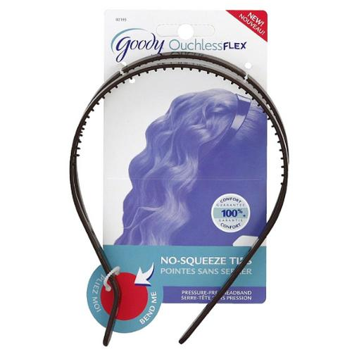 Goody Ouchless Flex Pressure-Free Headband 1 ea (Pack of 3)