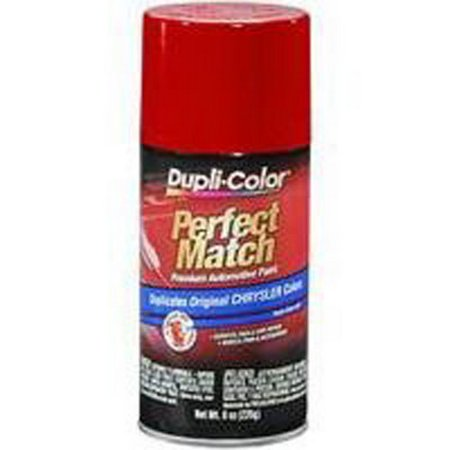 Duplicolor BCC0419 Perfect Match Automotive Paint, Chrysler Flame Red, 8 Oz Aerosol (Flame Red Aerosol)