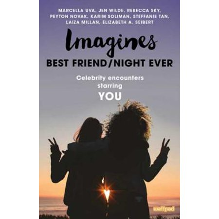 Imagines: Best Friend/Night Ever - eBook