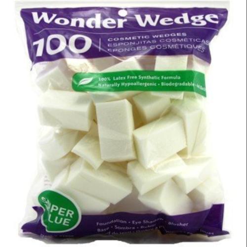 Wonder Wedge Cosmetic Wedge 100 ea (Pack of 3)
