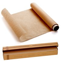 "Roll Parchment Paper Nonstick Baking Pan Liner Oven Cooking Pizza Bread 15""x40Ft"