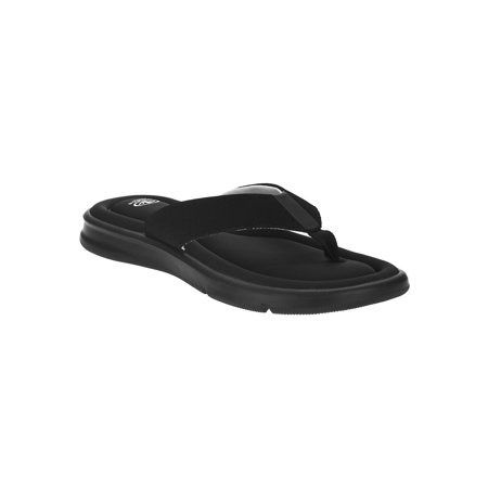 add8a815c24d ATHLETIC WORKS - Athletic Works Men s Memory Foam Thong Sandal ...