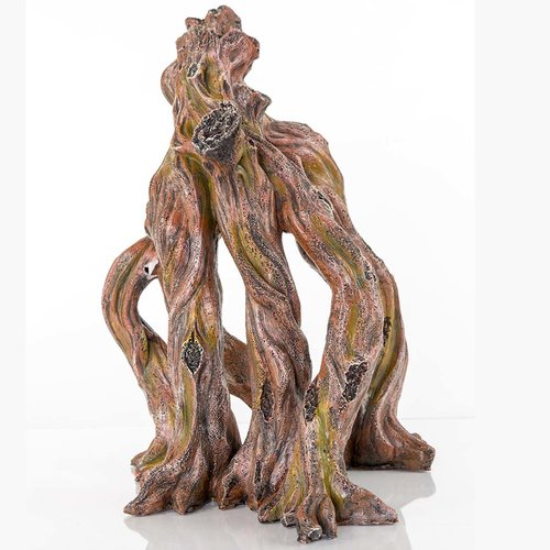 "BioBubble Decorative Ficus Roots, Vertical, 8.75"" x 8.25"" x 12"""