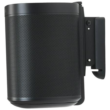 Flexson Wall Mount for Sonos One - Each (Black) ()