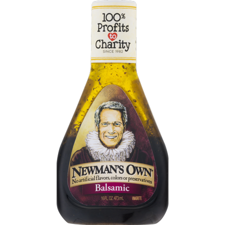 (2 Pack) Newman's Own: Balsamic Vinaigrette, 16