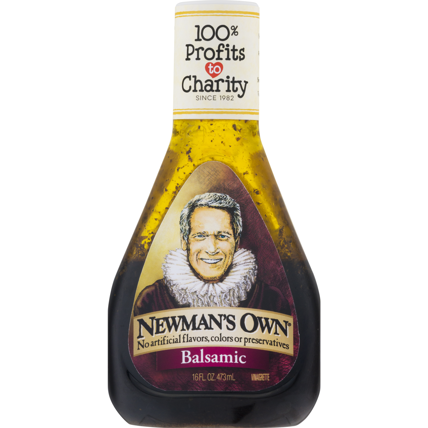 Newman's Own: Balsamic Vinaigrette, 16 oz
