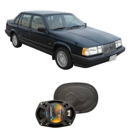 Fits Volvo 960 1992-1997 Rear Door Replacement Speaker Harmony HA-R69