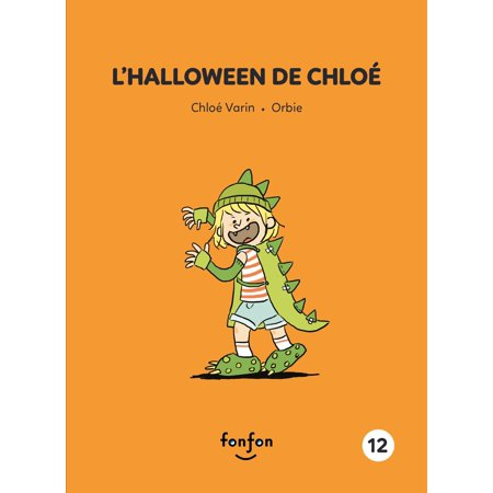 L'Halloween de Chloé - eBook - Flashcards De Halloween