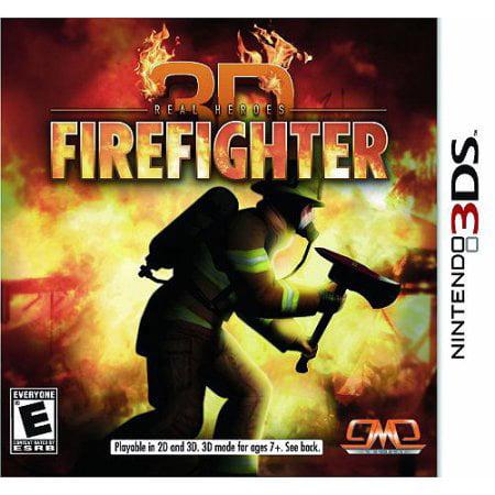 Firefighter 3D - Nintendo 3DS](Mma Fighter Halloween)