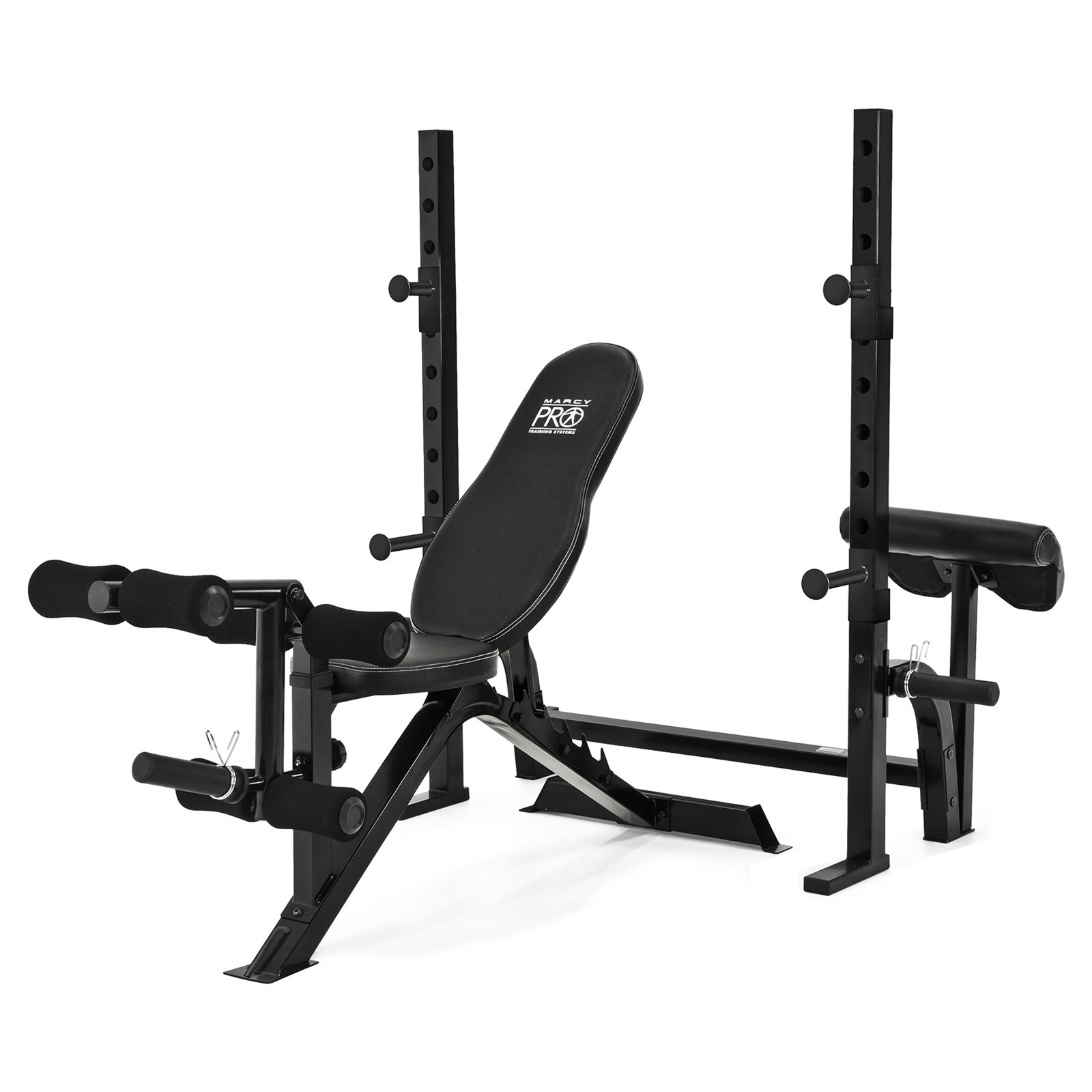 Marcy Pro Two-Piece Olympic Weight Bench