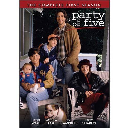 Party Of Five: The Complete First Season (Full Frame)