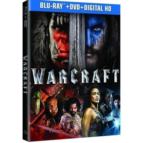 Warcraft (Blu-ray   DVD   Digital HD)