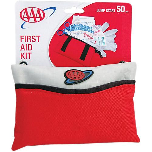 AAA Jump Start First Aid Kit, 50pc