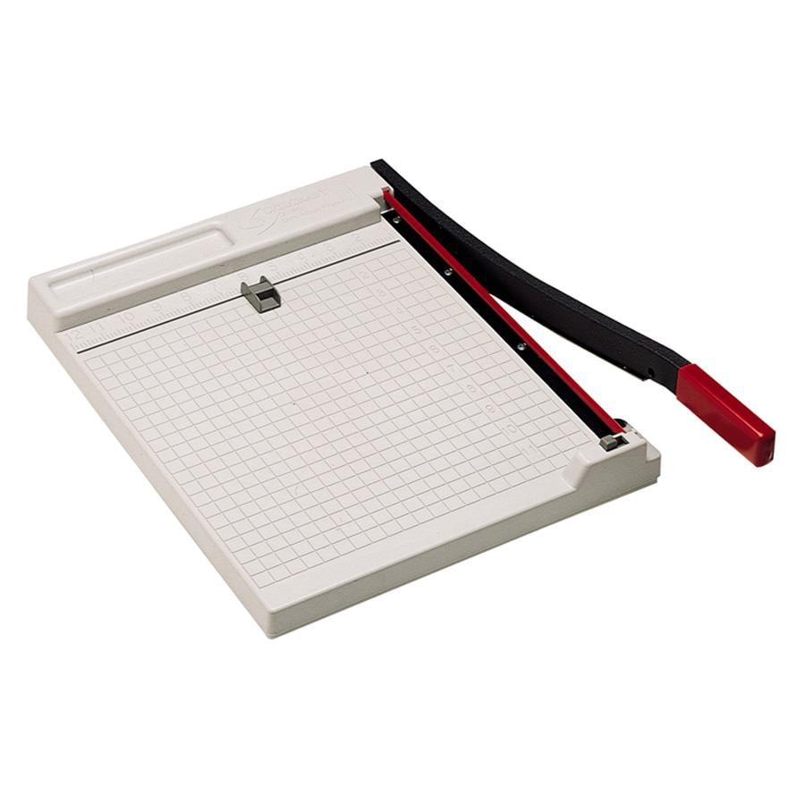 Skilcraft Drop Knife Paper Trimmer - Beige (NSN2247620)