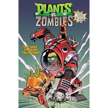 Plants vs. Zombies Boxed Set #2](Plants Vs Zombies 2 Halloween Zombies)