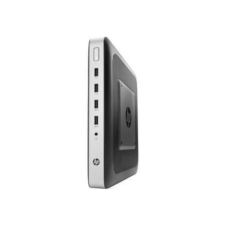 HP t630 Thin Client GX-420GI 4 GB 16 GB Windows 7 Embedded Standard Thin Client (Windows Embedded Standard 7 End Of Life)