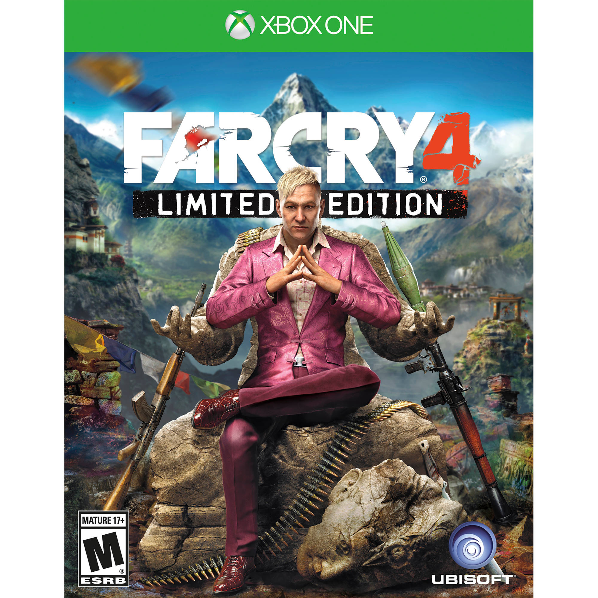 Far Cry 4 (Xbox One)