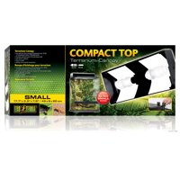 Exo Terra Compact Incandescent Fixture for PT2605/PT2607 , Small