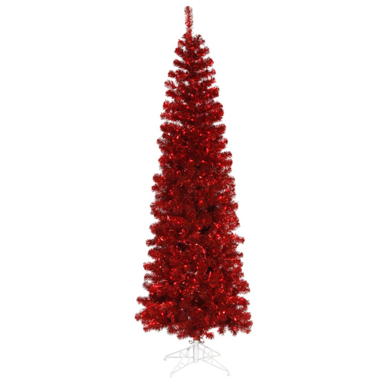 6 Foot Pre Lit Christmas Tree