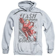 Flash Gordon To The Rescue Mens Pullover Hoodie