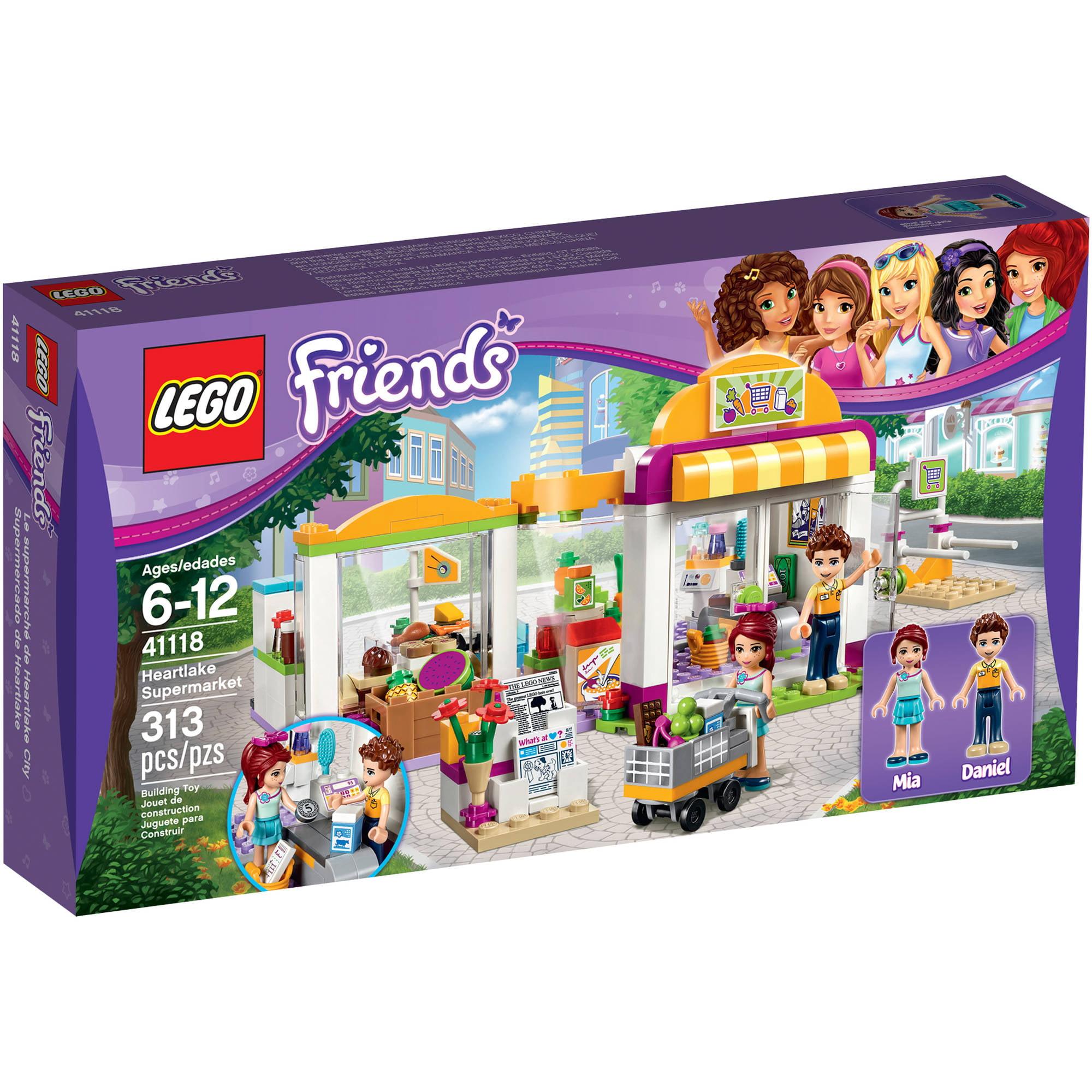 LEGO LEGO Friends Heartlake Supermarket, 41118