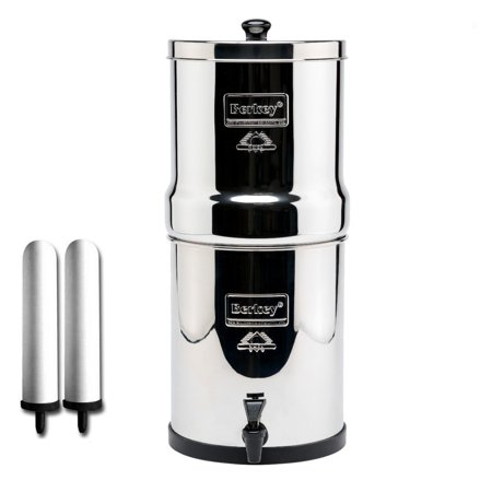 Big Berkey BK4X2 Countertop Water Filter Review