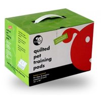 Quilted Pet Training Pads - Unscented - Regular (50 Counts)