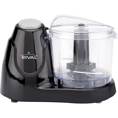 Rival 1.5-Cup Food Chopper, Black
