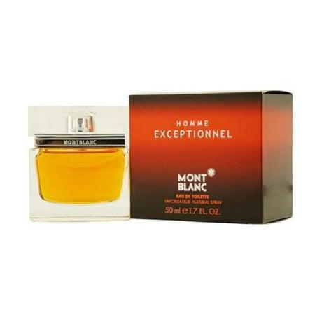 EXCEPTIONNEL Homme by Mont Blanc 1.7 oz. EDT Spray Men's Cologne 50 ml NEW NIB](mont blanc emblem cologne review)