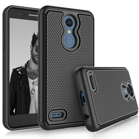 a22f52b1aafc Cell Phone Cases LG K30 / K10 2018 / K30 / K10+ 2018 / K10α 2018 / K10  Alpha / K10 Plus 2018 / Premier Pro LTE, Tekcoo [Tmajor] Shock Absorbing ...