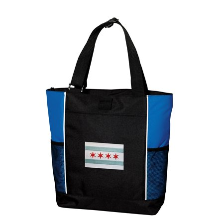 Chicago Flag Tote Bag Best Chicago Tote Bags (Best Cable Company In Chicago)
