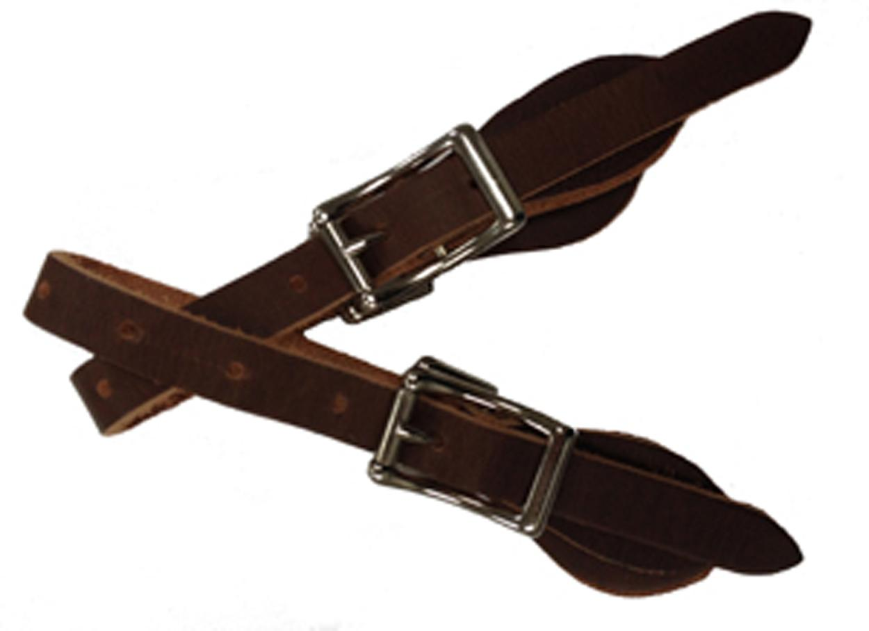 SADDLE BARN YOUTH ROUGHSTOCK SPUR STRAP by Supplier Generic
