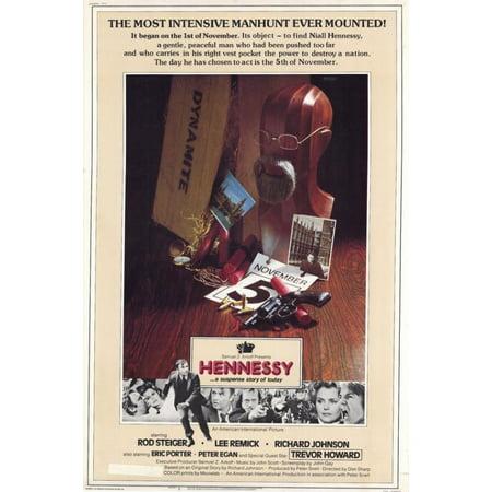 Hennessy Movie Poster  11 X 17