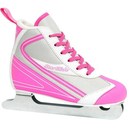 Roller Derby Lake Placid StarGlide Girl's Double Runner Skate